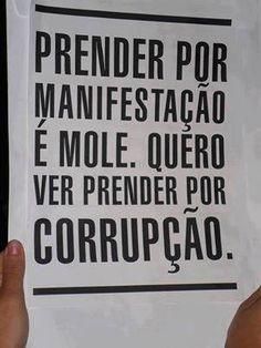 #changebrazil