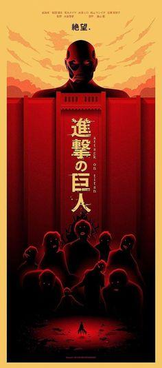 Las 40 mejores ilustraciones de Shingeki no kyojin