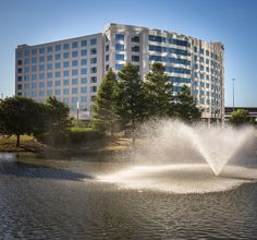 Our hotel is situated in the prestigious Granite Park development in Plano, TX #hiltongranitepark #hiltondpgp #weddings #travel #plano #texas