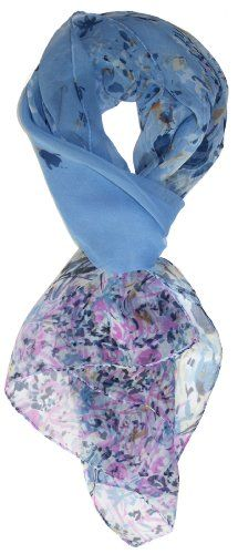 LibbySue-Floral & Graphic #2 Print Silk Blend, Oblong Scarf in Light Blue Wildflower LibbySue,http://www.amazon.com/dp/B00EV48KWG/ref=cm_sw_r_pi_dp_CsX.sb0G7NG0VBXR