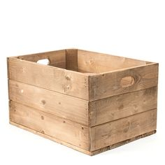 wooden crate by Crates4You
