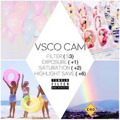 """ถูกใจ 51 คน, ความคิดเห็น 1 รายการ - Daily Filters (@tumblrfilterandeffects) บน Instagram: """"Vsco filter - pastel / bright - it brings out the color of the picture - perfect for light colors…"""""""