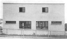 Otto Breuer - Werkbundsiedlung Haus 59-60