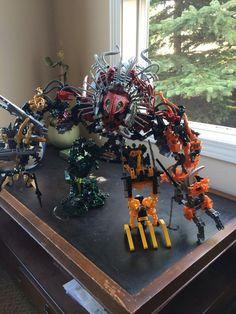 Lego Mechs, Lego Bionicle, Legos, Lego Transformers, Lego Bots, Lego Sculptures, Lego Pictures, Amazing Lego Creations, Lego Worlds