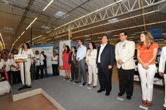 Duarte de Ochoa al inaugurar la Unidad Walmart aseguró que Veracruz ofrece a los inversionistas nacionales y extranjeros las condiciones adecuadas para que sus negocios puedan prosperar.