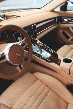 Porsche Now Das Auto Inspiration DE Cars & Motorcycles that I love Affordable Luxury Cars, Best Luxury Cars, Porsche Panamera, Porsche Macan Interior, Porsche Cayenne Interior, Ford Gt, Carros Retro, Porsche Girl, Luxury Car Logos