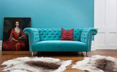 Canapé Chesterfield de Bespoke Sofa : Le canapé Chesterfield: sa petite histoire et autres déclinaisons - Journal des Femmes