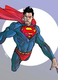 Superman by Carmine Di Giandomenico