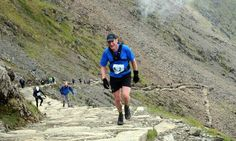Fell running: the Welsh 1,000m Peaks @ The Guardian