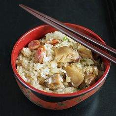 Rice cooker meals chinese