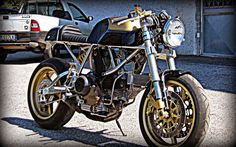 Cafe Racer by GGarage