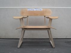 chaise design skate