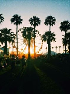 Coachella, Coachella, Coachella, we've seriously never been more ready...