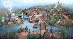 東京ディズニーシー 「北欧」をテーマとした新テーマポート