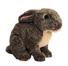Cuddlekins Rabbit (12-inch) at theBIGzoo.com, a family-owned toy store.