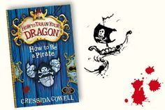 How To Train Your Dragon - Cressida Cowell Dragon 2, How Train Your Dragon, Loki, Book Covers, Pirates, Gift Ideas, Gifts, Presents, Cover Books