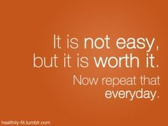 remember this, quotes, easi, fitness, weight loss, motivation, inspir, repeat, worth