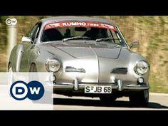 Vintage! Porsche-powered Karmann Ghia   Drive it!
