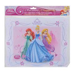 Disney Princess Placemat, 12-ct. Pack