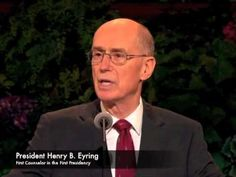 Funny Moments from General Conference - October 2012