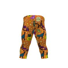 Trick or treat Baby Leggings by Brindille and Twig