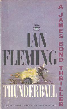 James Bond novel Thunderball