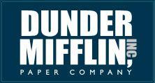 Dunder-Mifflin Inc., Paper Company