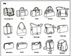 Handle_type | handbags | Pinterest | Bag