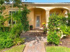 Mediterranean Style Island Homes Old Orchid Vero Beach Florida