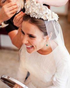 Miranda Kerr's wedding. Bridal Tiara, Headpiece Wedding, Wedding Veils, Bridal Headpieces, Wedding Dresses, Wedding Flowers, Wedding Garters, Rose Wedding, Wedding Jewelry