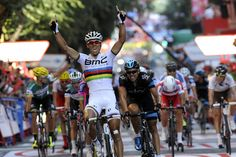 Philippe Gilbert leaves Vuelta a Espana to warm up for World Champs | Cyclisme PRO | Scoop.it