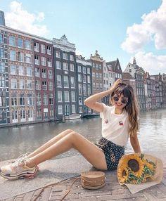 Eurotrip, Amsterdam Location, Travel Around The World, Around The Worlds, Travel Pictures, Travel Pics, Poses, Dutch, Places To Go