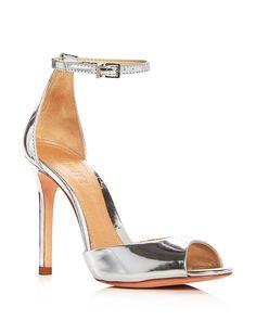 5517d46197d1 SCHUTZ Women s Saasha Lee Leather Ankle Strap High-Heel Sandals Shoes -  Bloomingdale s