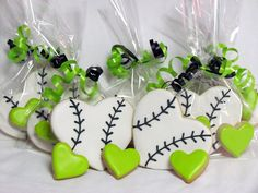 Baseball (Heart Cookie Cutter)