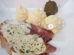 Lacón gallego con queso tetilla | Restaurante tapería tortillería Papa´s en Vigo