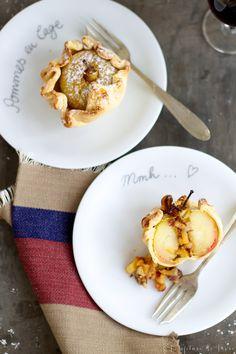 Äpfel im Knuspermantel - die 13 Weihnachtsdesserts | Confiture de Vivre