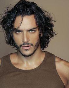 Pedro Perestrello - he has Dark Hunter or Black Dagger Brotherhood written all over him.  Or a MacKeltar!