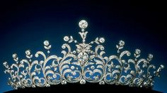 Princess Sayako of Japan diamond Tiara.