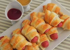 Page CocotteMinute: Glam cooking, creative living Appetizer Recipes, Snack Recipes, Dessert Recipes, Appetizers, Snacks, Desserts, Mini Hot Dogs, Tapas, Best Sandwich Recipes