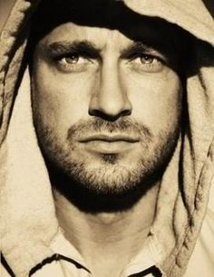 Gerard Butler yummiest of them all!! My husband he just don't know it