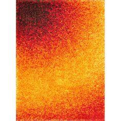 Cantebury Sunset Shag Rug (3'9 x 5'6)