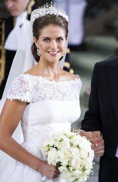 Princess Madeleine - Princess Madeleine Marries Christopher O'Neill