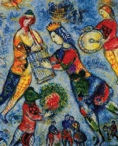 "mountainhousestudios: "" Marc Chagall """
