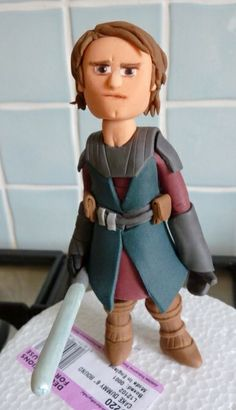 Anakin Skywalker for cake topper