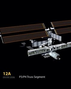This annotated animation details the assembly of the International Space Station, from the launch of the first segment in 1998 to today and beyond.