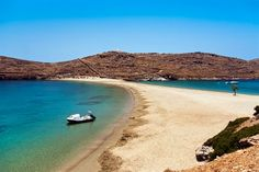 Plan your holidays in the greek island of Kythnos, an isle of mysterious wild beauty, ideal for sailing escapes to the golden sceneries of the Cyclades. Greece Vacation, Greece Travel, Beautiful Islands, Beautiful Beaches, Exotic Beaches, Greece Islands, Turquoise Water, Romantic Travel, World Heritage Sites