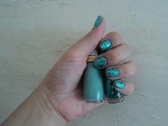 Pri Pequenos Mimos: Sereia e Escamas de Sereia da Impala. Amo esta combinação!