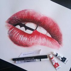 WANT A FREE FEATURE ?  1) like and comment on this photo  2) follow @ladyterezie  3) CLICK link in my profile   Happy instagramming!   #art #freeshoutouts #shoutout #feature #shoutouts   Repost from @lauraserranob  #lips #sketch #sketchbook inspired by @art.is.freedom #watercolour #aquarelle #painting #drawing #differentpic via http://instagram.com/ladyterezie