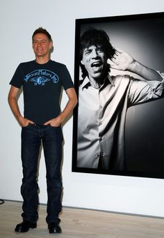 Bryan Adams Photos - Bryan Adams at his Photography Exhibit - Zimbio