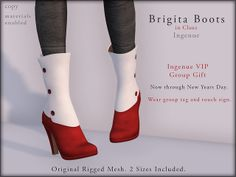 Ingenue :: Brigita in Clause :: VIP Group Gift | Flickr - Photo Sharing!